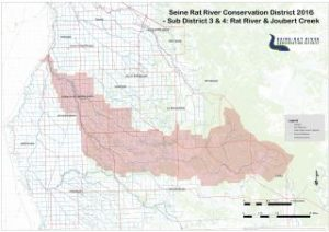 Sub Districts 3 & 4: Rat River & Joubert Creek